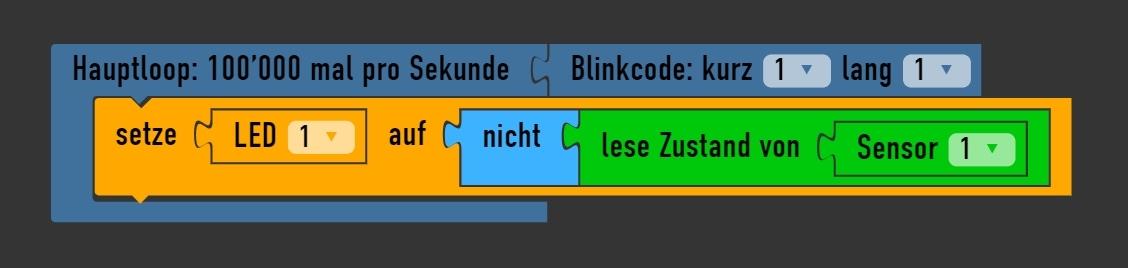 Arduino Sensor Fotowiderstand programmieren