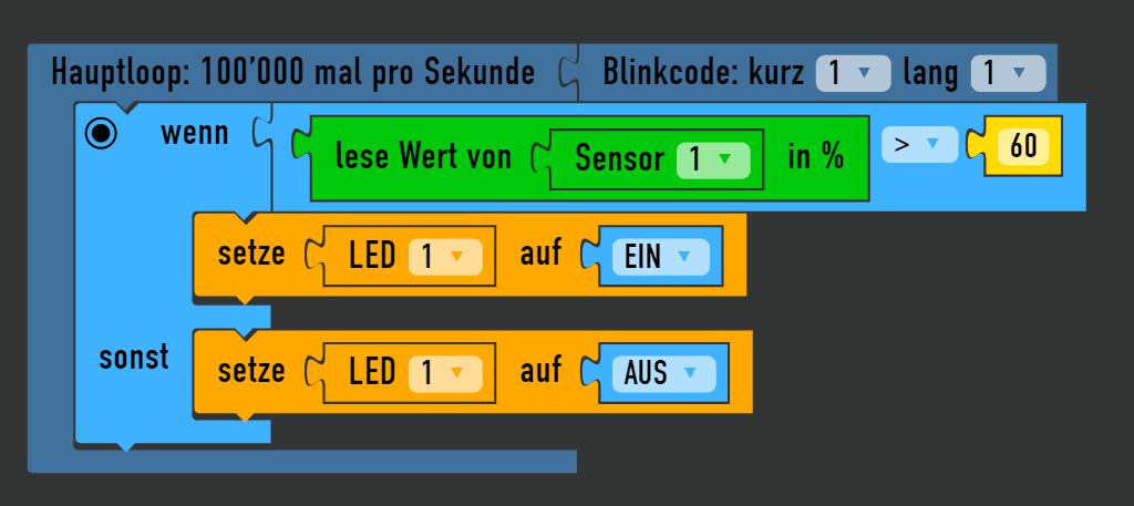 Arduino Schalter abfragen mit wenn-sonst 2